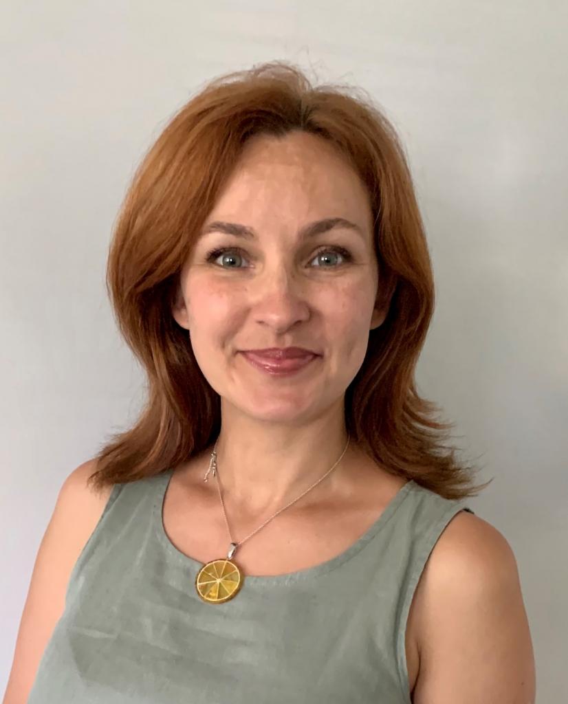 Nataliya Slesarenko