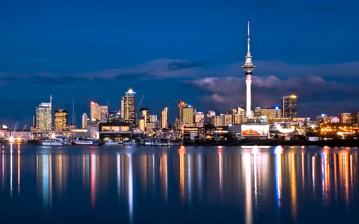 Auckland city home of Kalandra Medical training